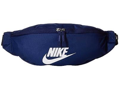 Nike Heritage Hip Pack (Blue Void/Vast Grey/Vast Grey) Bags