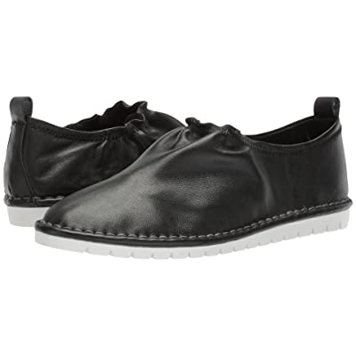 Kelsi Dagger Brooklyn Royce Sneaker (Black Leather) Women
