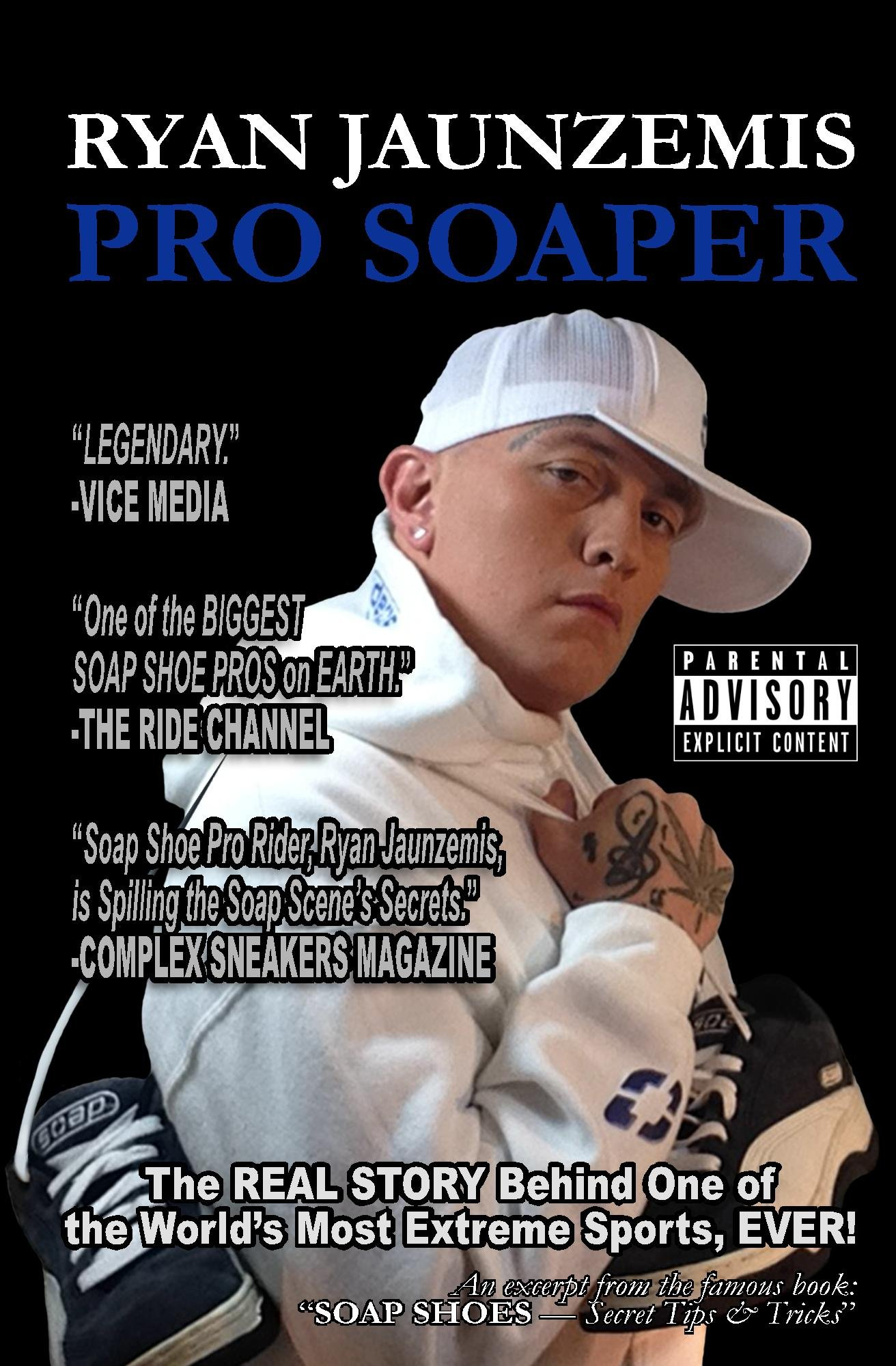 Image OfPro Soaper (English Edition)