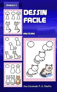 dessin de chaton facile