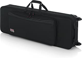 Gator Lightweight Keyboard Case with Pull Handle and...