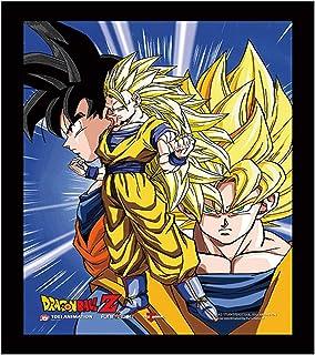 Yes Anime Official Licensed 3D Lenticular Poster Dragon Ball Z