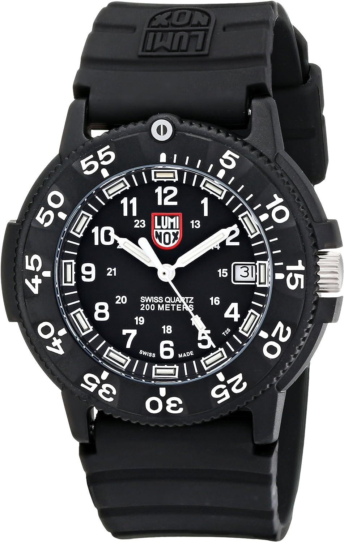 Amazon.com: Luminox Men's 3001 Quartz Navy Seal Dive Watch : Clothing,  Shoes & Jewelry