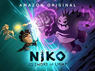 Niko and the Sword of Light - Season 2 - The Amulet of Power - Part 2