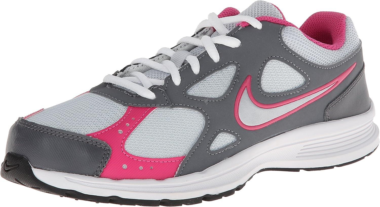 Nike (Gs) Big Kids Advantage Runner 2 Running Shoes, Grey, 6 M Us
