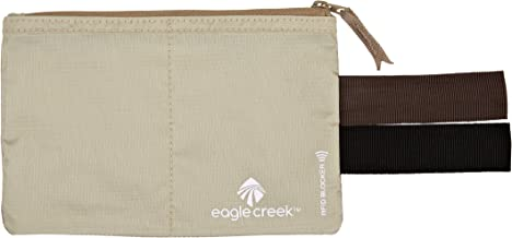 Eagle Creek RFID Blocker Undercover Hidden Pocket, Tan