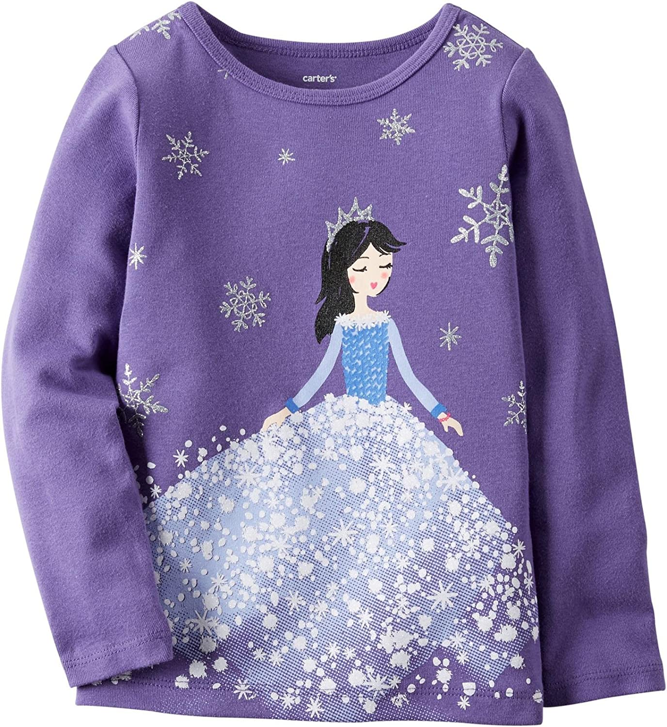 Carter's Baby Girl's Graphic Top - Princess - 24 Months