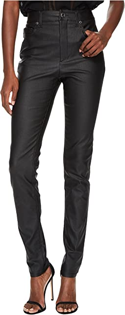 Versace Jeans - Coated Skinny Pants
