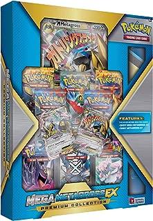 Pokemon Cards Pokemon Mega Metagross Ex Premium Collection