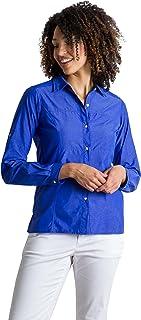 ExOfficio Women's Lightscape Casual Long-Sleeve Shirt