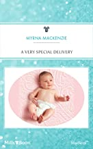 A Very Special Delivery (Maitland Maternity Clinic Book 2)