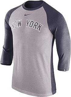 Best yankees 3 4 sleeve shirt Reviews