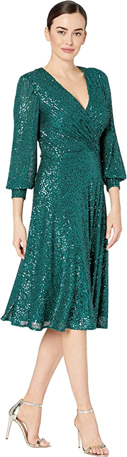 Emerald Sequin