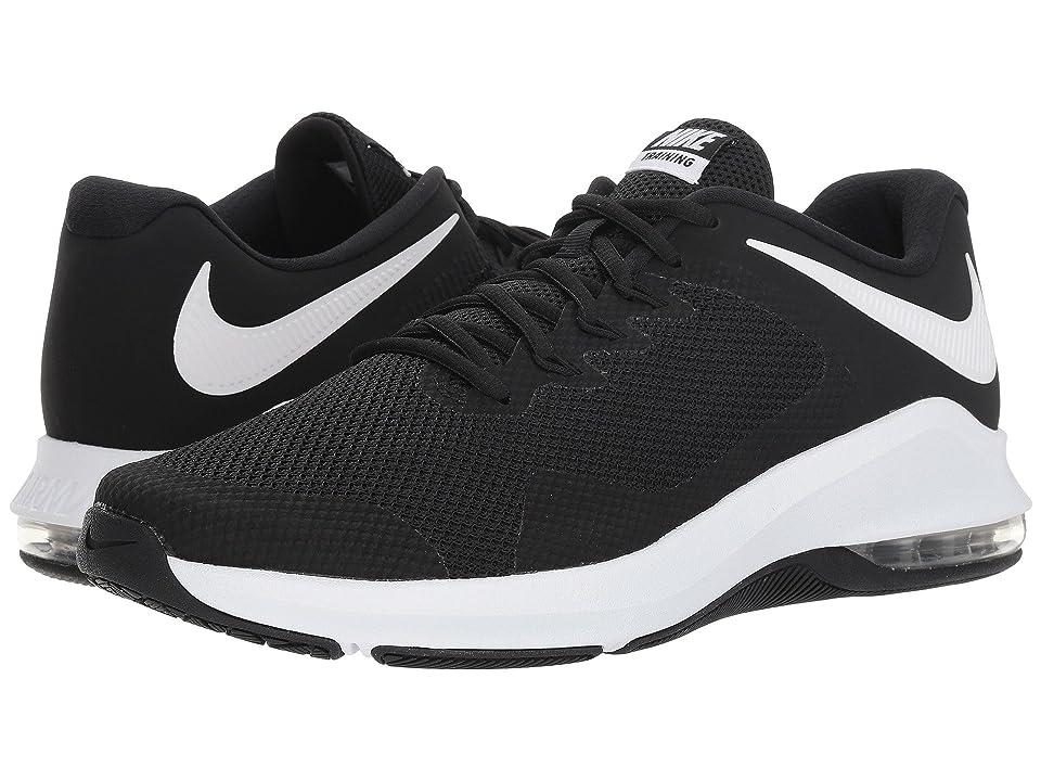 Nike Air Max Alpha Trainer (Black/White) Men