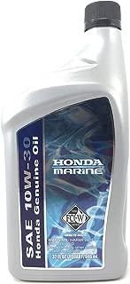Honda 08207-10W30MFC-W SAE 10W-30 Marine Oil