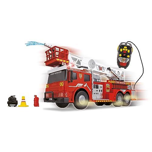 Can speak big fire truck toys