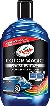 Turtle Wax Color Magic Ultra Shades of Blue New Formula Colored Car Polish Cleans