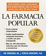 La farmacia popular/ Best Choices From The People's Pharmacy: Desde Remedios Caseros Y Medicamentos Hasta Terapias Naturales, Todas Las Mejores Opciones Para Vencer 36 Males Comunes (Spanish Edition)