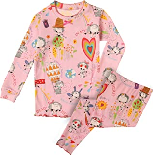 Books to Bed Children's in My Heart: A Book of Feelings Pajamas Long Sleeve 2 Pc