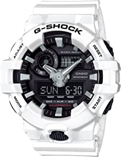 Men's 'G Shock' Quartz Resin Casual Watch (Renewed)