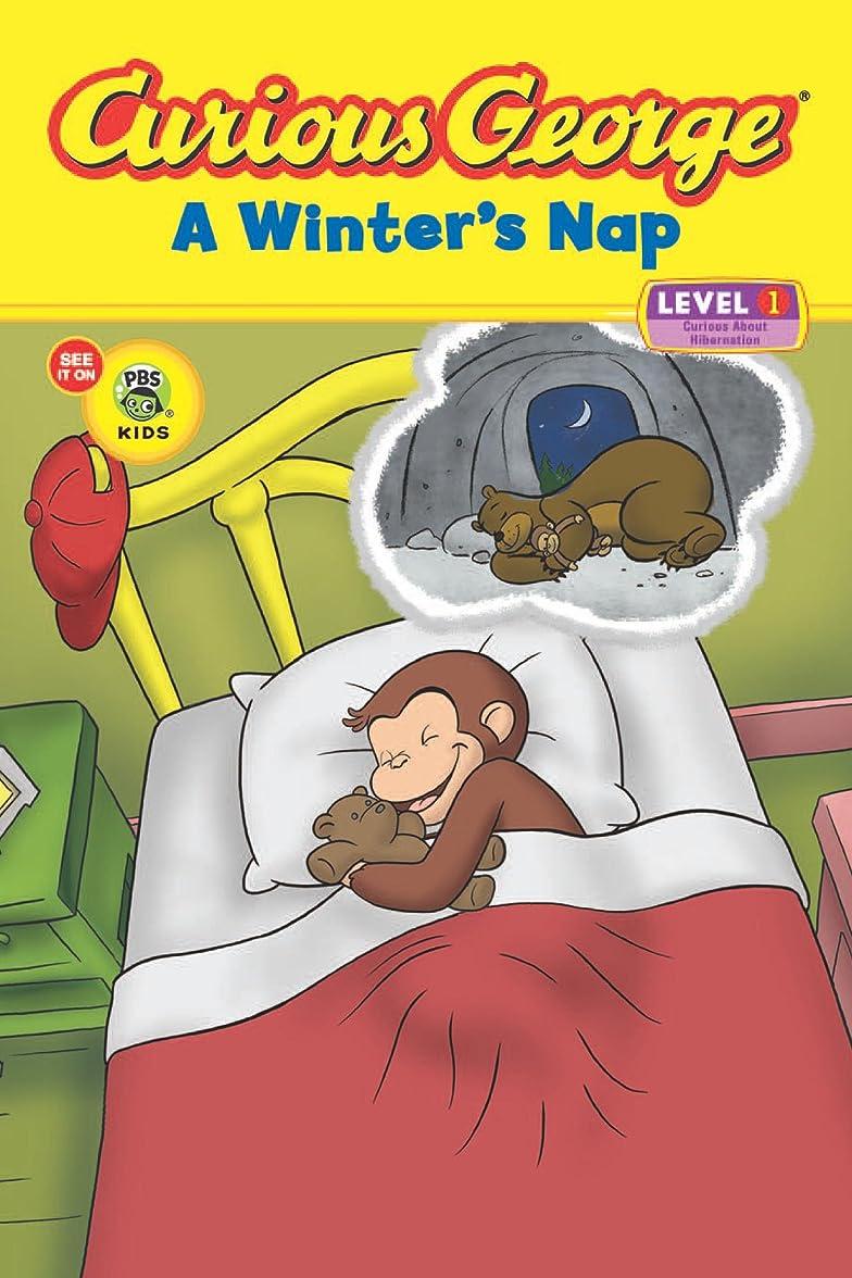石灰岩書き出すキャメルCurious George A Winter's Nap (CGTV Reader) (English Edition)