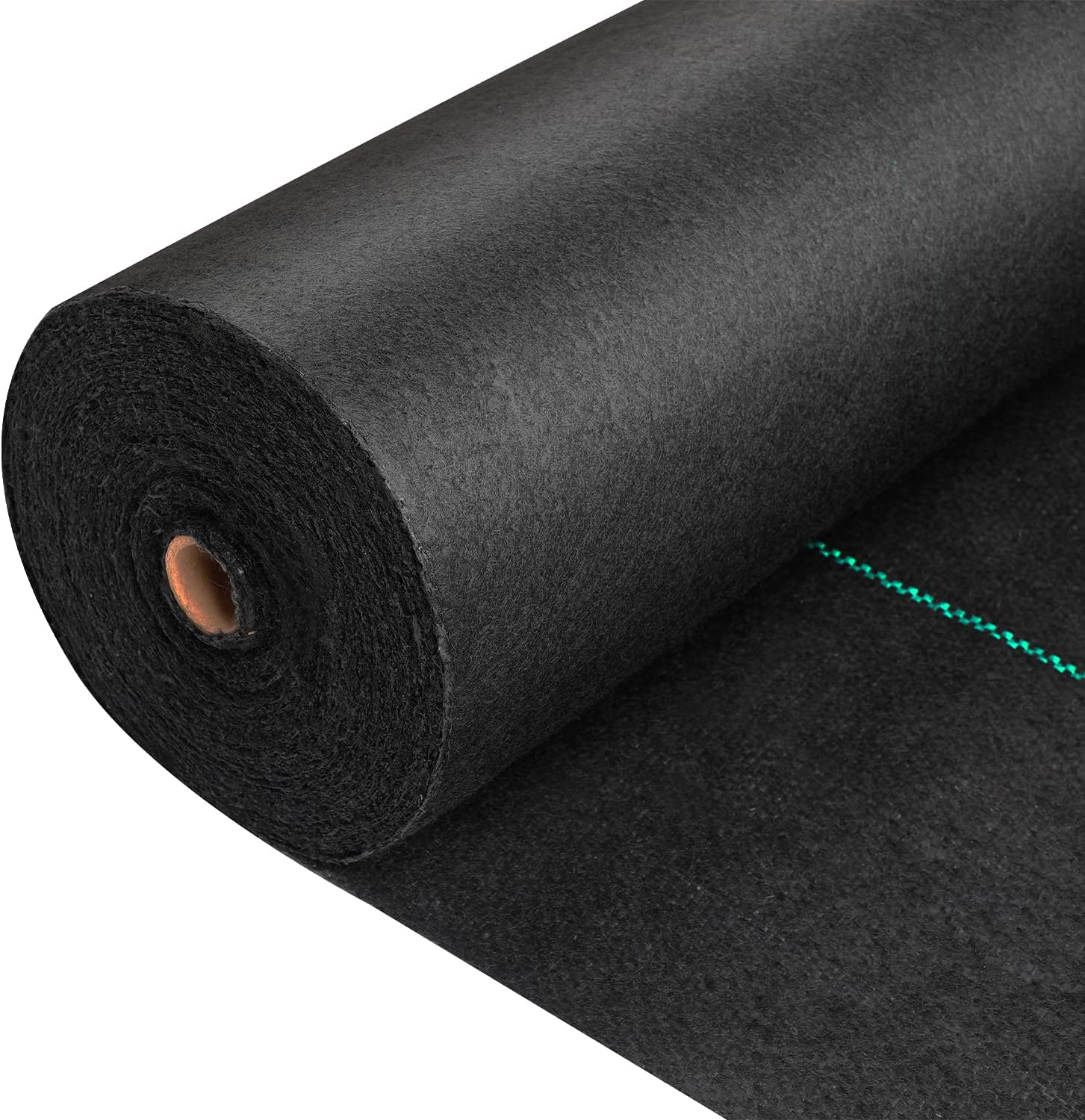 Ranking TOP11 mecalm 5.8oz Weed Barrier Don't miss the campaign Landscape Duty Heavy Woven Fabric Non