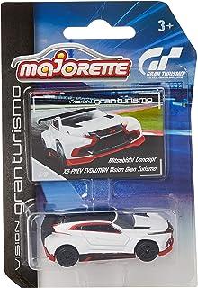 Majorette 212054050Gran Turismo Vison Assortment\x96Miniature Vehicle Includes Collector's Card\x966Different ...