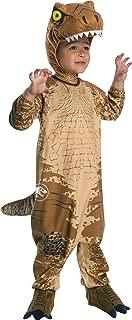 Rubie's Jurassic World: Fallen Kingdom Child's T-Rex Costume, 3T4T