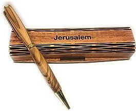 Handcrafted wood pen