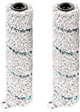 Fette Filter 2 Pack Mulit-Surface Brush Roll Compatible with Bissell 2787 for Crosswave Cordless Max Multi-Surface Wet Dry Vac Models Compare to Part # 1618638