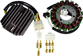 Kit Generator Stator + Voltage Regulator Rectifier Fits Suzuki GSXR 600 GSX-R 750 2000-2003