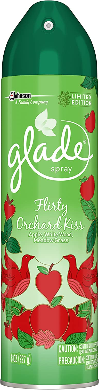 Glade Room Spray Air Over item handling Freshener San Jose Mall 8 Flirty Ounce Kiss Orchard