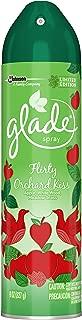 Glade Room Spray Air Freshener, Flirty Orchard Kiss, 8 Ounce