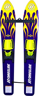 Hydroslide Grom Trainer Combo Water Skis, 46
