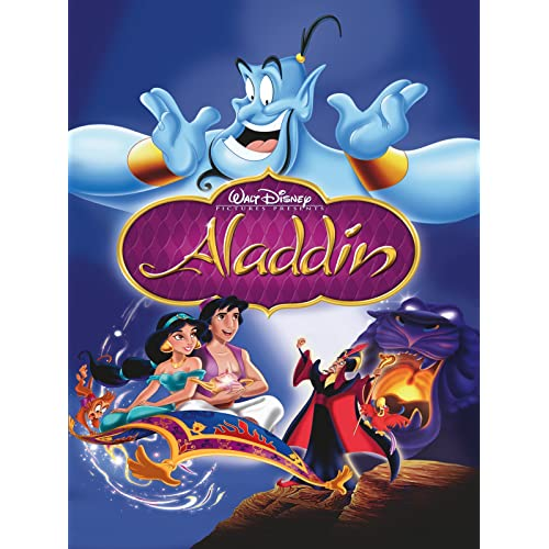 Disney Aladdin: Amazon.com