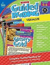 Carson-Dellosa Ready to Go Guided Reading: Visualize Resource Book, Grades 5-6