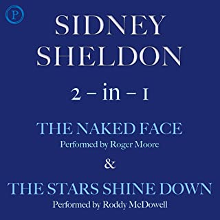 The Naked Face & The Stars Shine Down: Sidney Sheldon 2-in-1 Edition