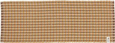 キッチンマット カードル イエロー 45×120cm 4608-04