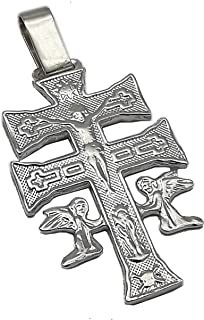 Cruz de Caravaca - Cruz de plata de Caravaca - Cruz mujer - Hombre -