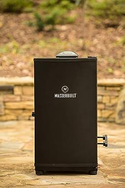 "Masterbuilt MB20071117 Digital Electric Smoker, 30"", Black"