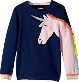Gee Gee Sweater (Toddler/Little Kids/Big Kids)