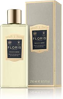 حمام و ژل دوش مرطوب کننده گل رز گلر لندن ، 8.4 Fl Oz