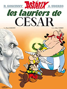 Astérix - Les Lauriers de César - n°18 (Asterix) (French Edition)