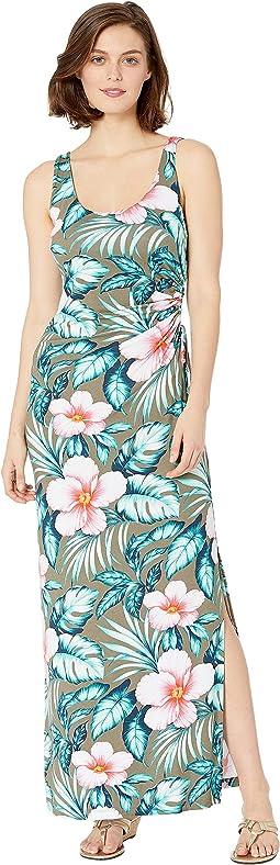 Flora Bora Maxi Tank Dress