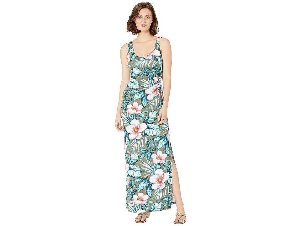 Tommy Bahama - Tommy Bahama Flora Bora Maxi Tank Dress