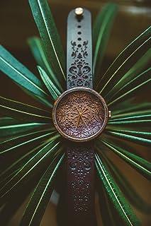 Reloj Madera Hombre Grabado, Caja de Madera Natural, Reloj Ligero y Elegante, Madera De Nogal, Ovi Wood Watch