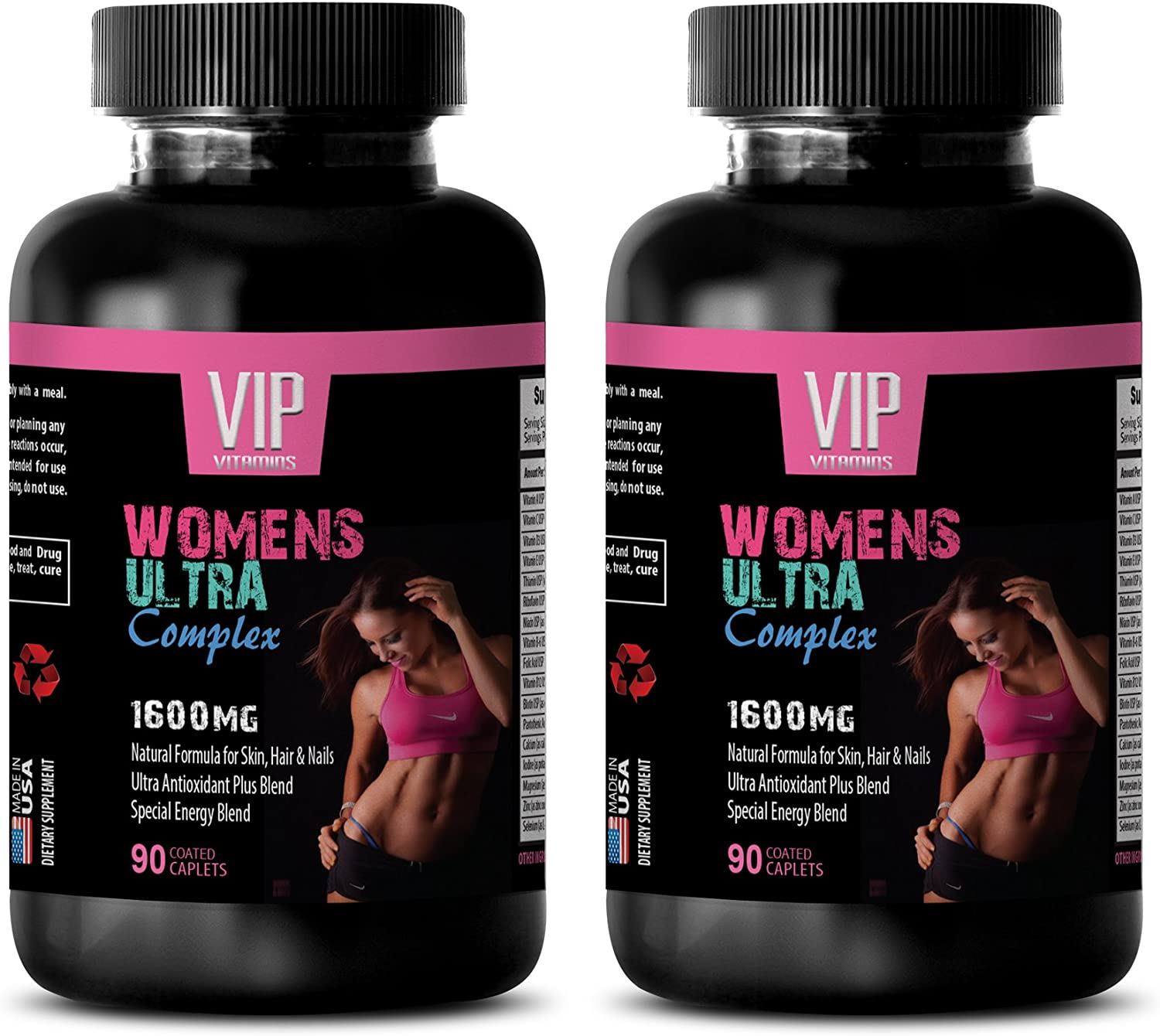 Menopause Opening large release sale Supplements for Finally popular brand Mood - MG 1600 Ultra Women's Complex