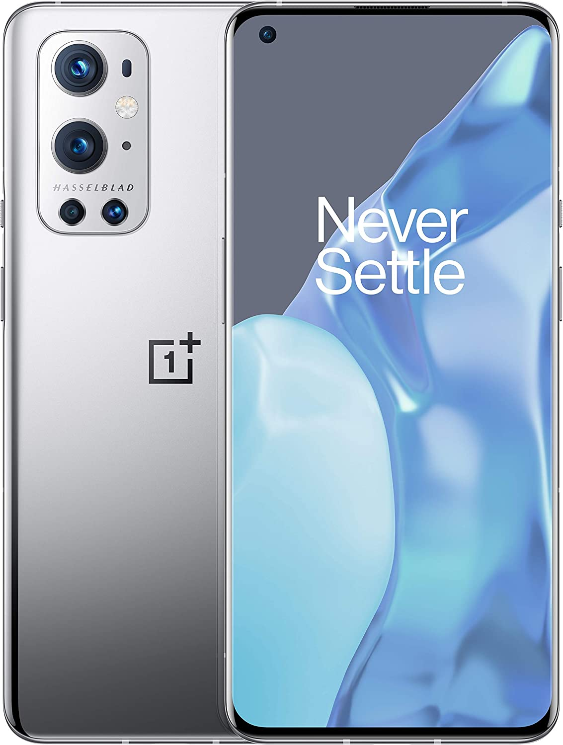 OnePlus 9 Pro Morning Mist, 5G Unlocked Android Smartphone U.S Version,12GB RAM+256GB Storage,120Hz Fluid Display,Hasselblad Quad Camera,65W Ultra Fast Charge,50W Wireless Charge,with Alexa Built-in