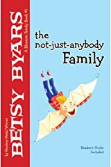 The Not-Just-Anybody Family (The Blossom Family Books Book 1) Kindle Edition