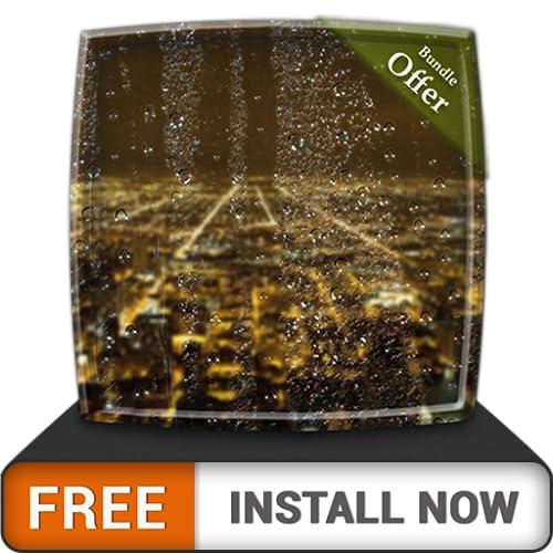 Rainy City Rush HD - Enjoy & Relax with FREE romantic rainy scene on Fire TV & Kindlefire